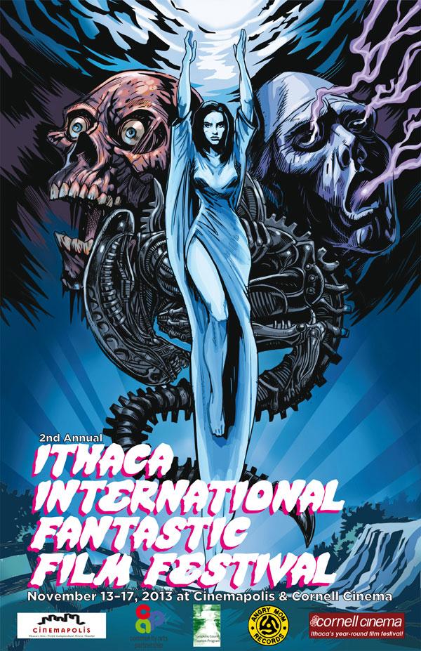 Ithaca International Fantastic Film Festival 2013
