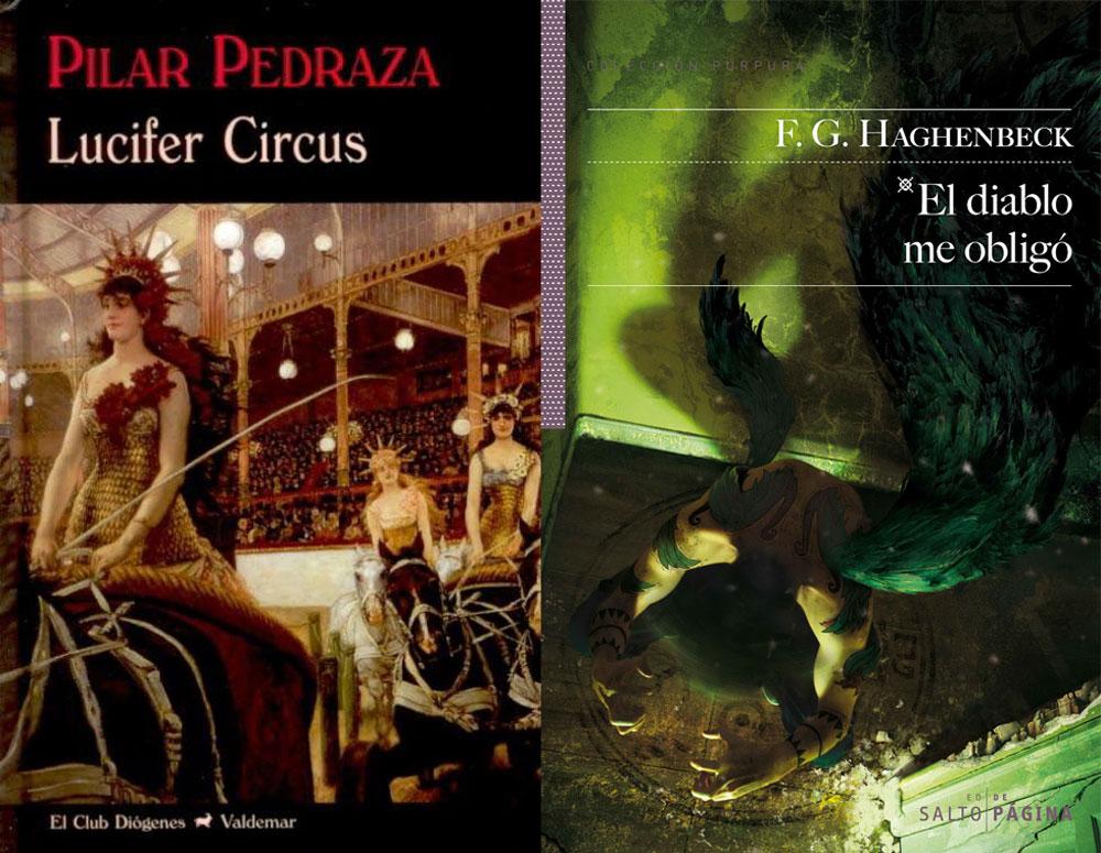 NOCTE 2013. Lucifer Circus, El diablo me obligó.