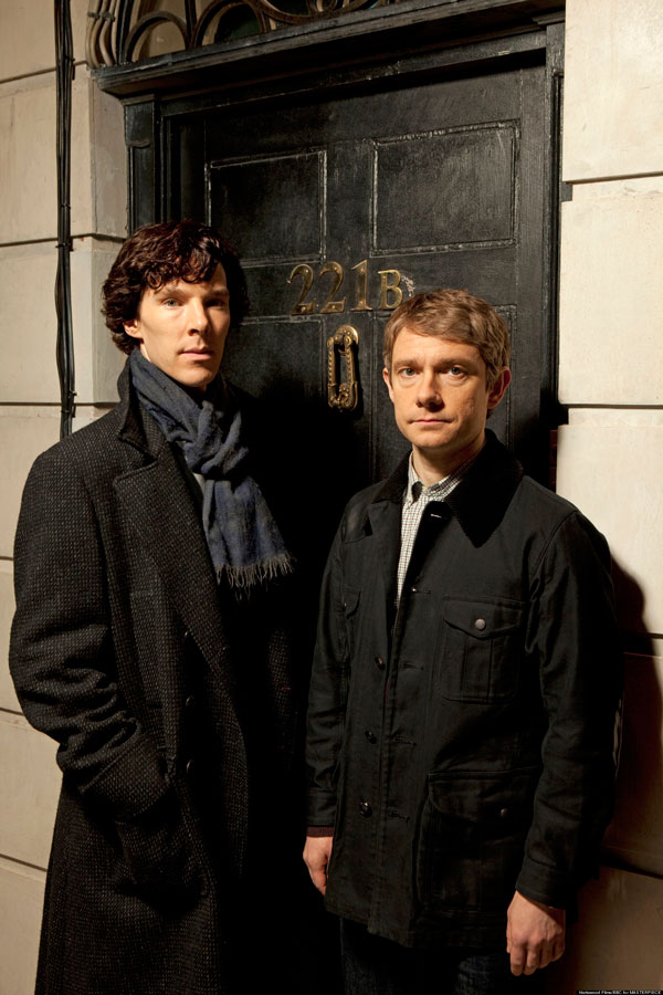 Sherlock Temporada 3.