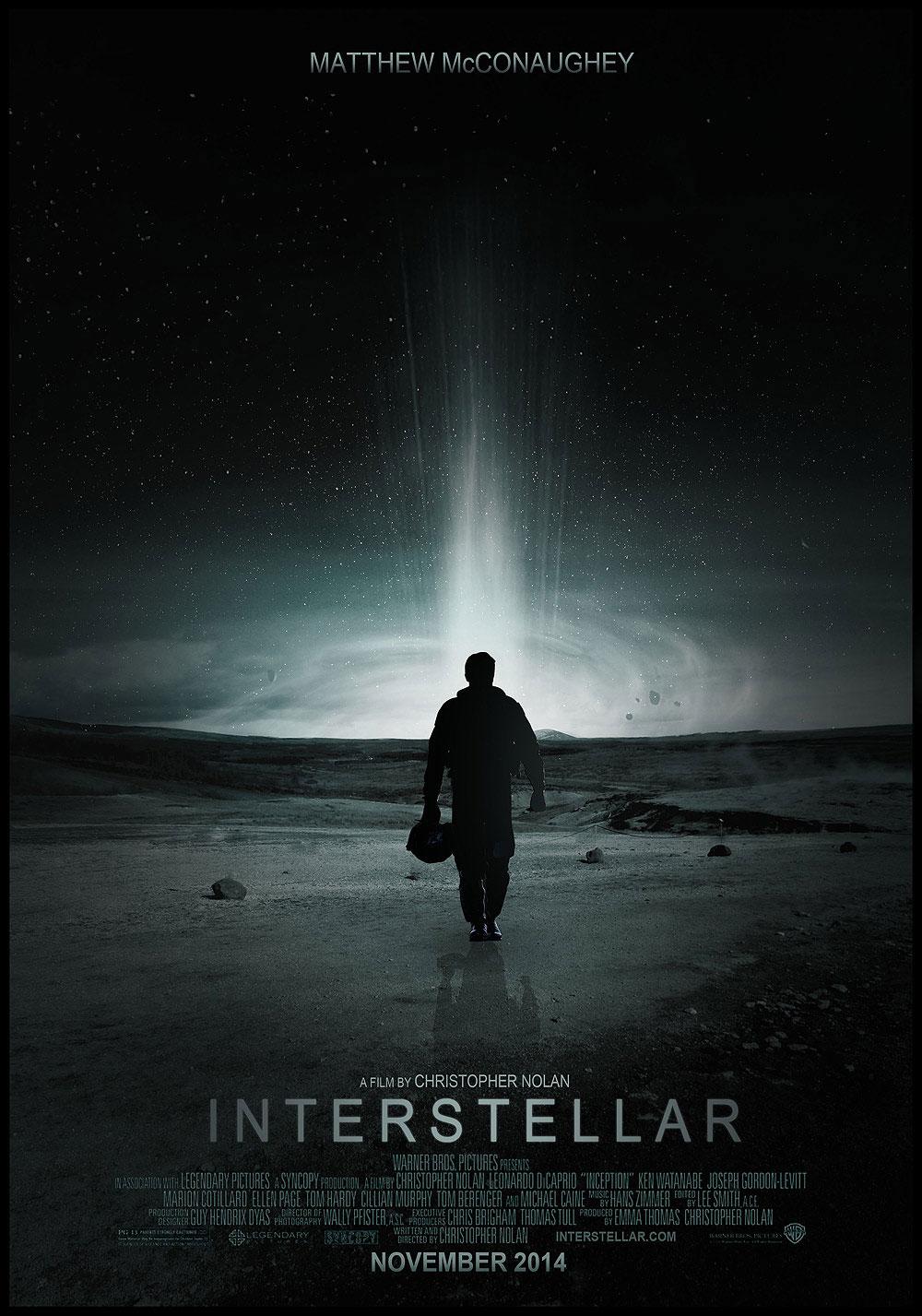 Interstellar Poster teaser