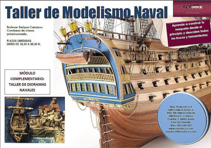 Taller de modelismo naval