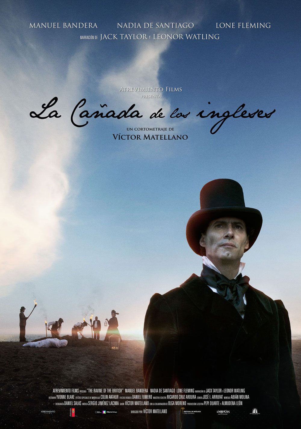 La Cañada de los Ingleses. Limbo KIDS