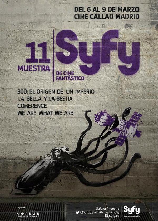 Muestra SyFy 2014