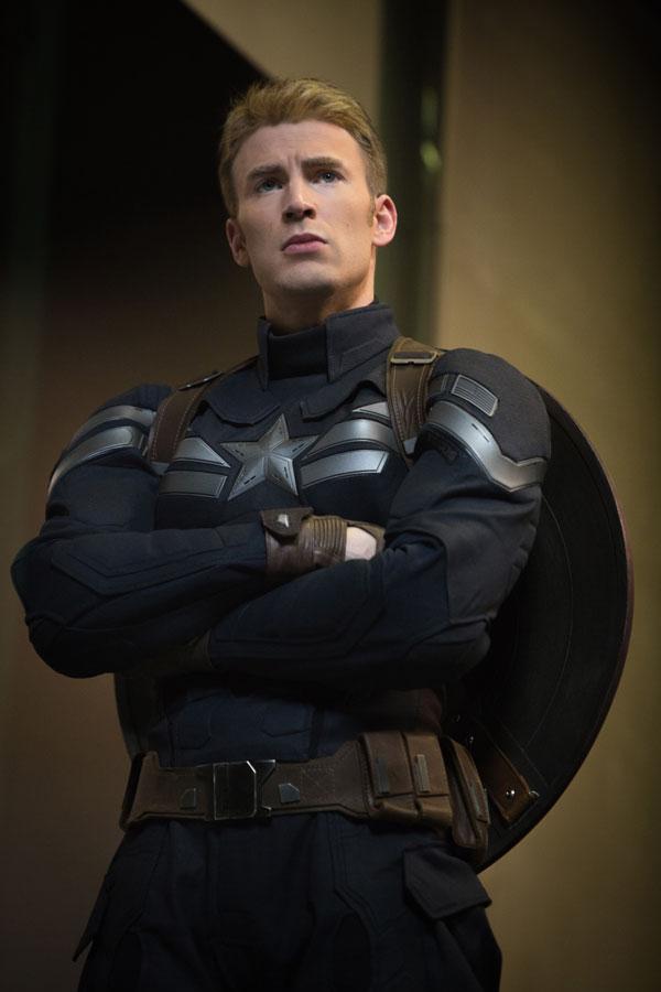 Chris Evans. Capitán América