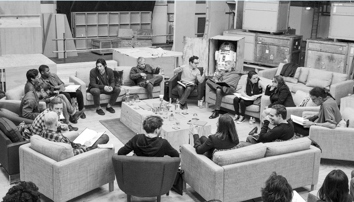 Reparto StarWars Episodio VII