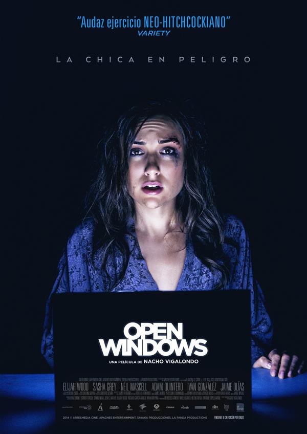 Open Windows. Sasha Grey