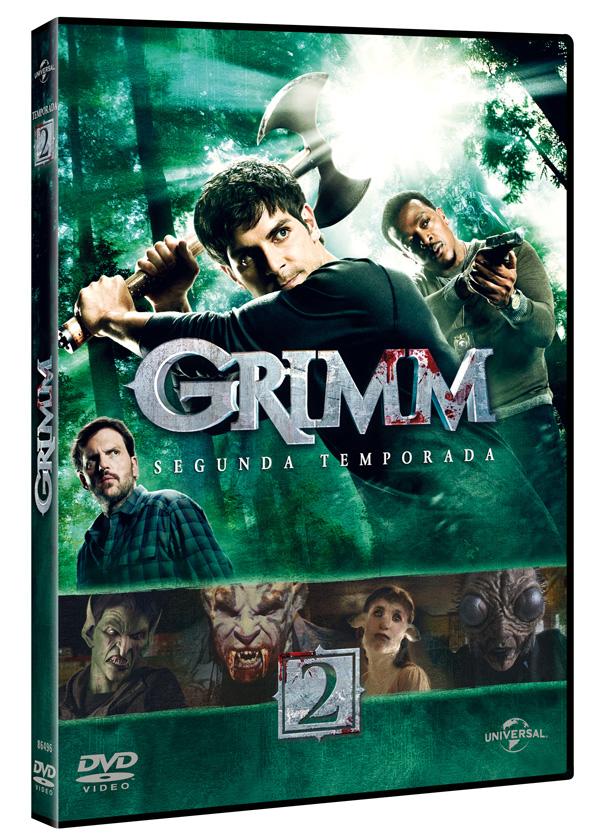 Grimm. Segunda Temporada