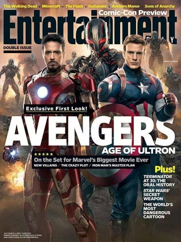 EW The Avengers 2. Los Vengadores de Marvel 2
