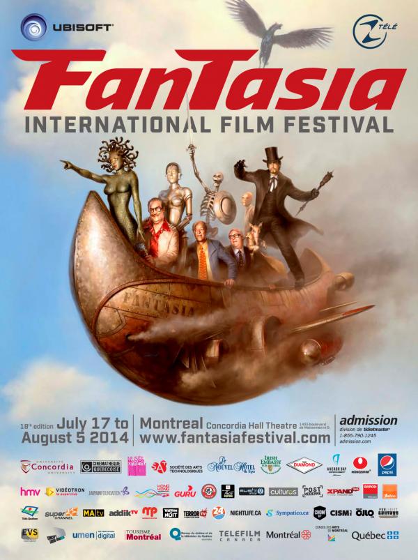 Fantasia 2014