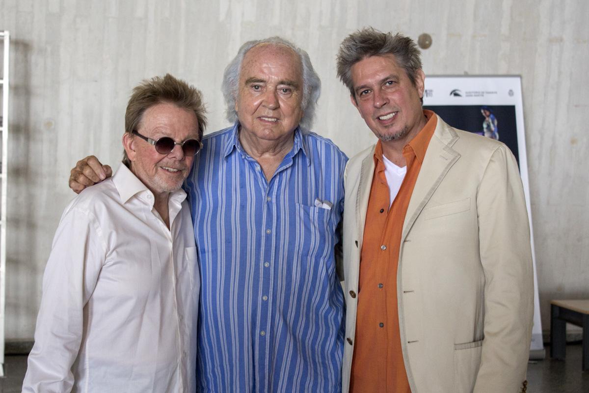 Paul Williams, Antón García Abril, Elliot Goldenthal