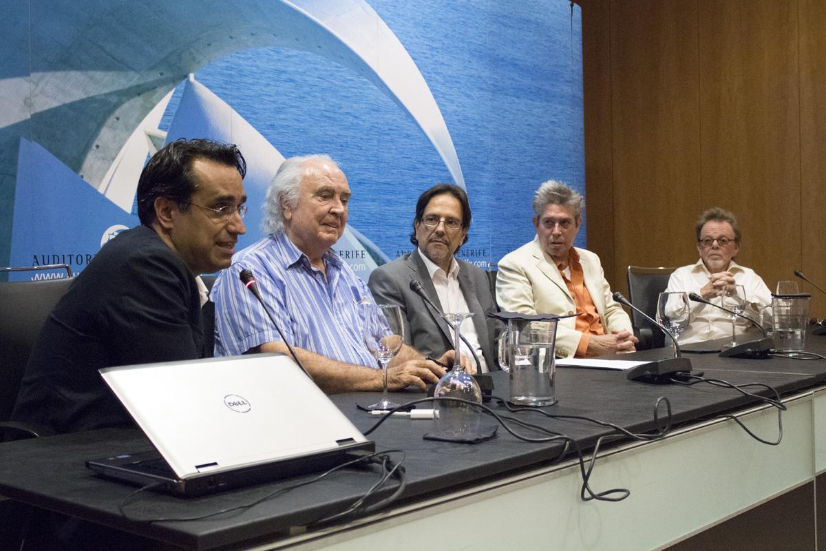 Paul Williams, Antón García Abril, Elliot Goldenthal, Diego Navarro