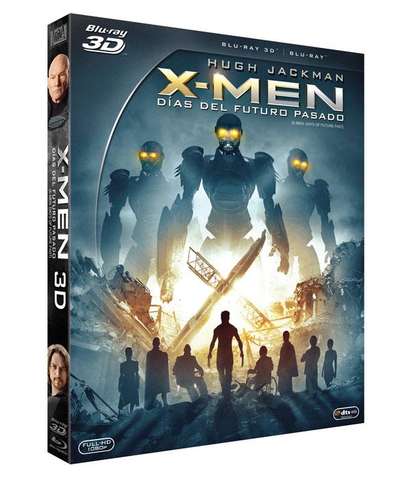 DB X-Men. Días del futuro pasado