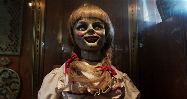 "Annabelle. Teaser tráiler del Spin off de ""The Conjuring: Expediente Warren"""