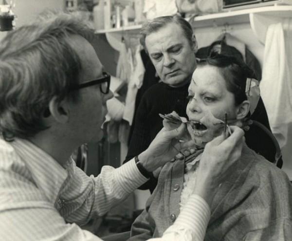 Dick Smith en El Exorcista