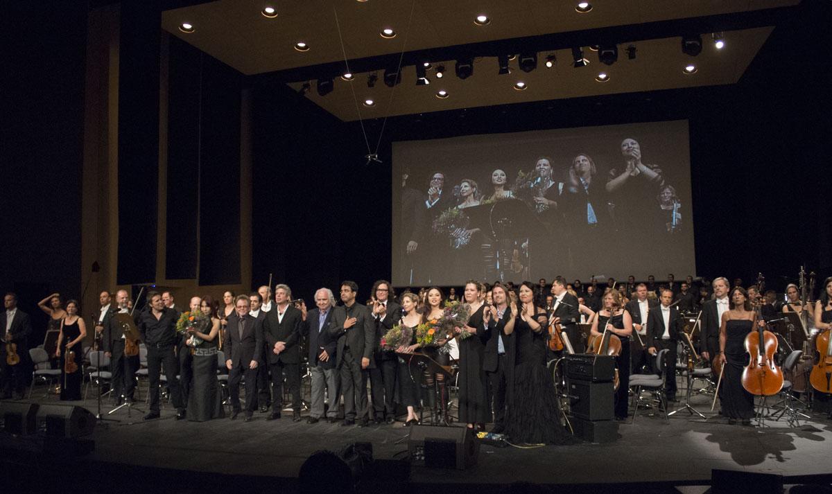 Fimucité 2014. Gala de Clausura. Sinfonía de Gotham.