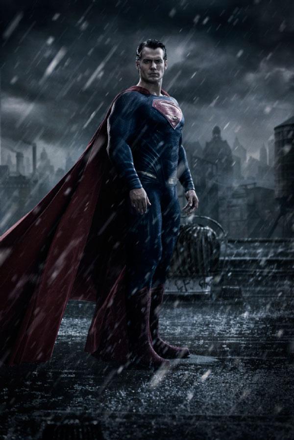 Primera imagen Henry Cavill como Superman en Superman v Batman
