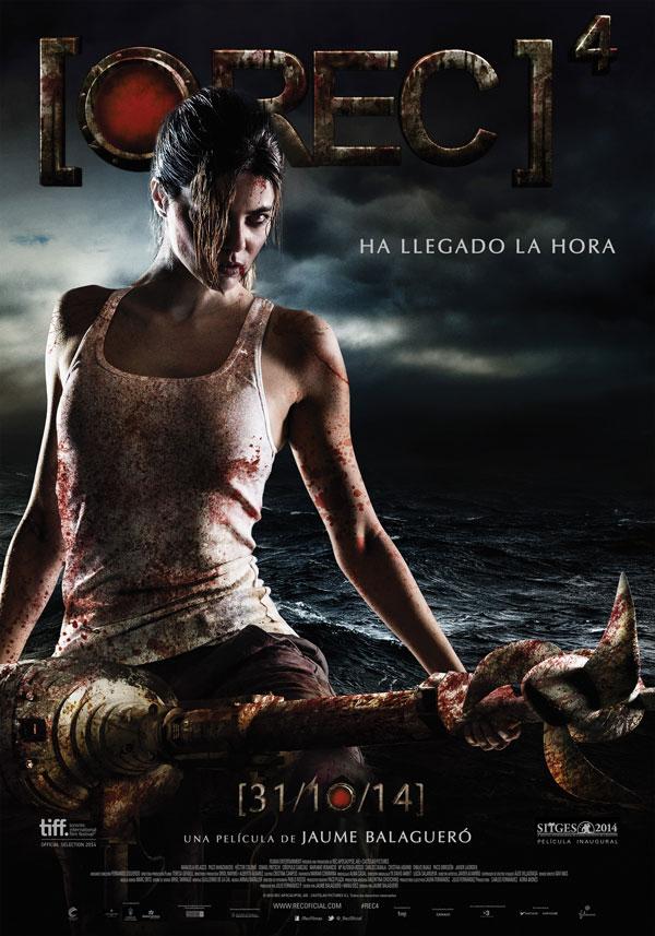 REC 4. Poster