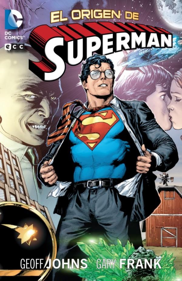 El origen de Superman.