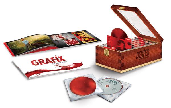 Dexter. La colección Completa. Edición Coleccionista en DVD
