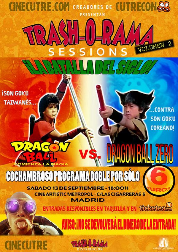 Trash -o - Rama Dragon Ball