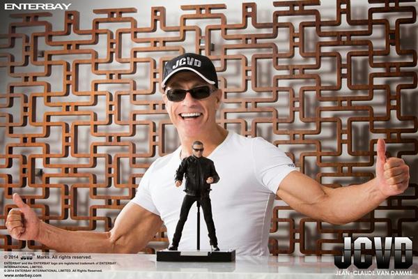 Jean Claude Van Damme figura escala 1:6 de Enterbay