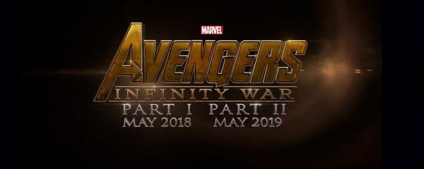 Los Vengadores: La Guerra del infinito.