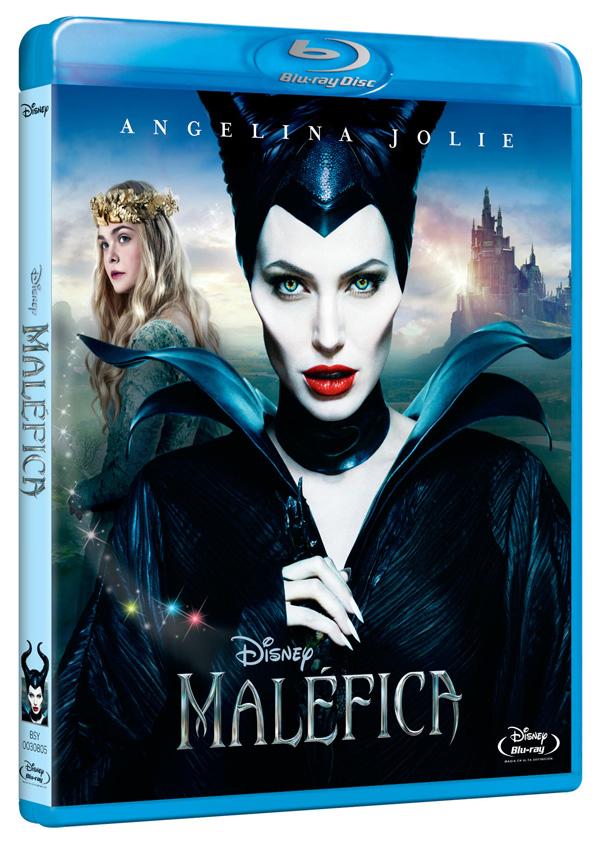 Maléfica en Blu-Ray
