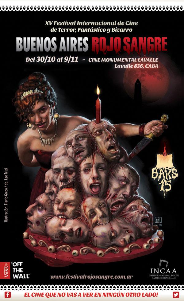 Buenos aires rojo sangre 2014