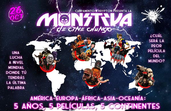 Monstrua 2014