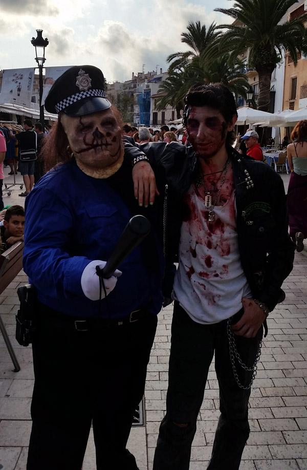 Sitges Zombie Walk 2014