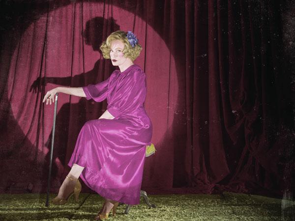 AHM Freak. Jessica Lange
