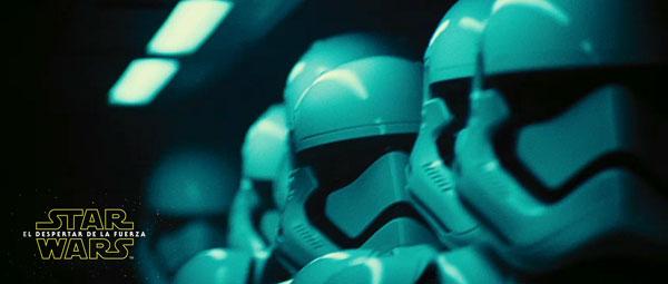 Star Wars: El Despertar de la Fuerza: Stormtroopers