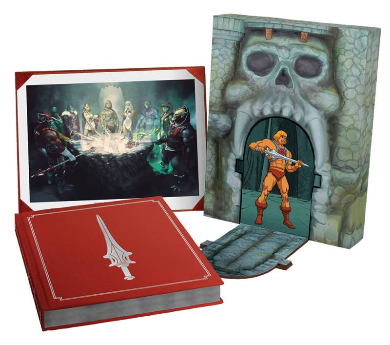 The Art of He-Man and the Masters of the Universe. Edición limitada