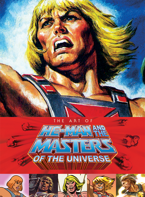 The Art of He-Man and the Masters of the Universe. Edición regular