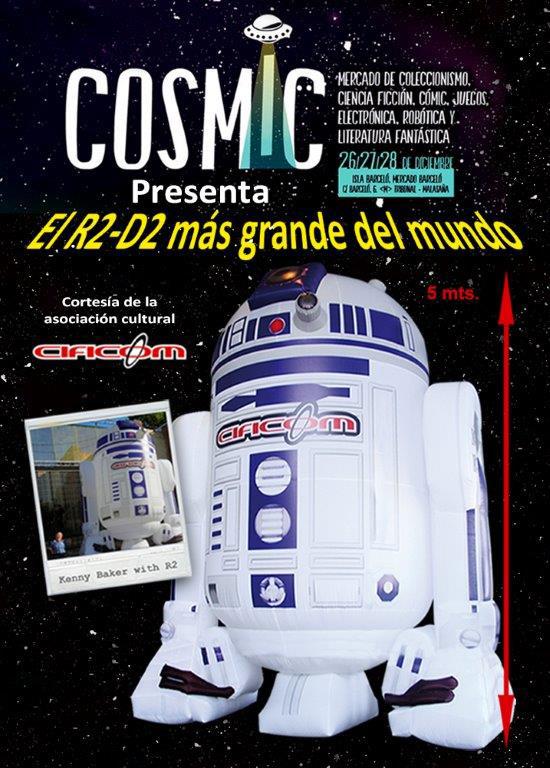 R2D2 en Cosmic Market