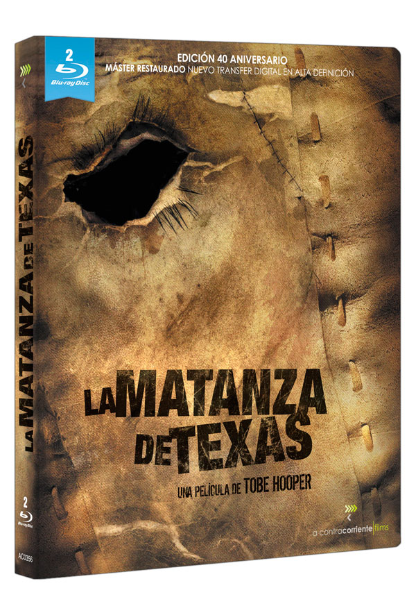 La Matanza de Texas Blu-Ray