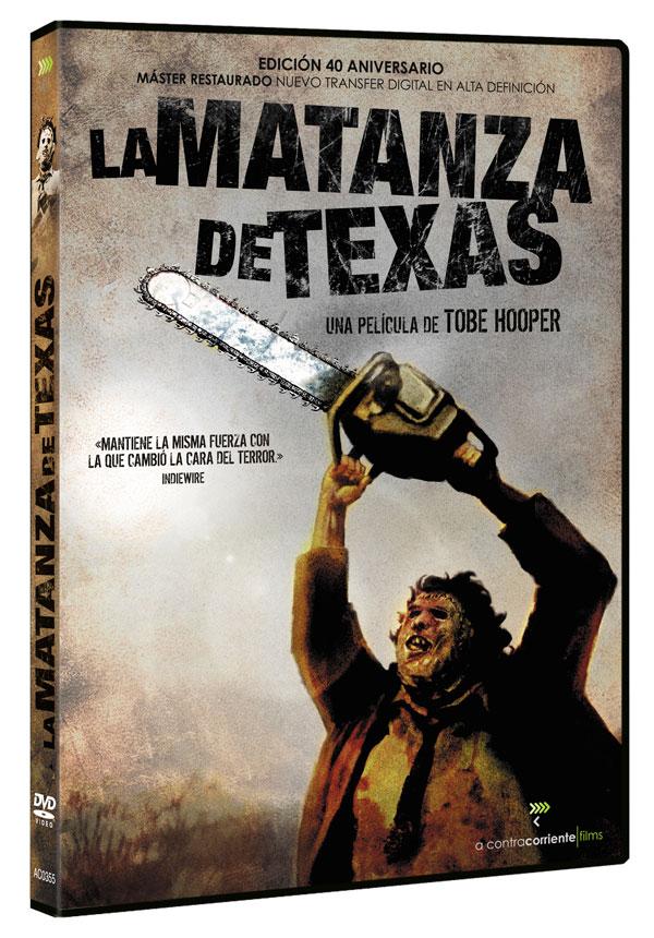 La Matanza de Texas DVD