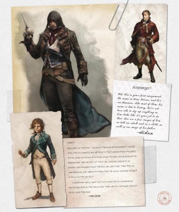La última entrega de la exitosa saga de videojuegos, que combina ciencia ficción con recreación histórica, arroja un volumen de 152 páginas con información e ilustraciones para los amantes de Assansin's Creed.