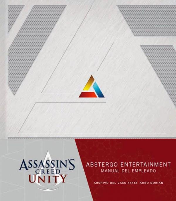 Norma Editorial, Assansin's Creed Unity: Abstergo Entertainment: Manual del nuevo empleado