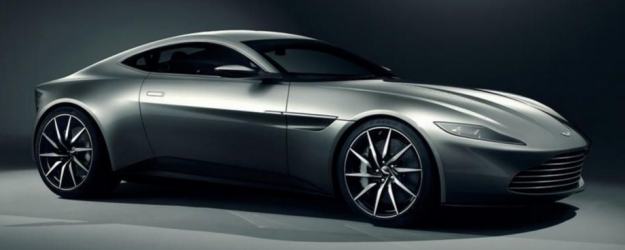 Spectre Aston Martin