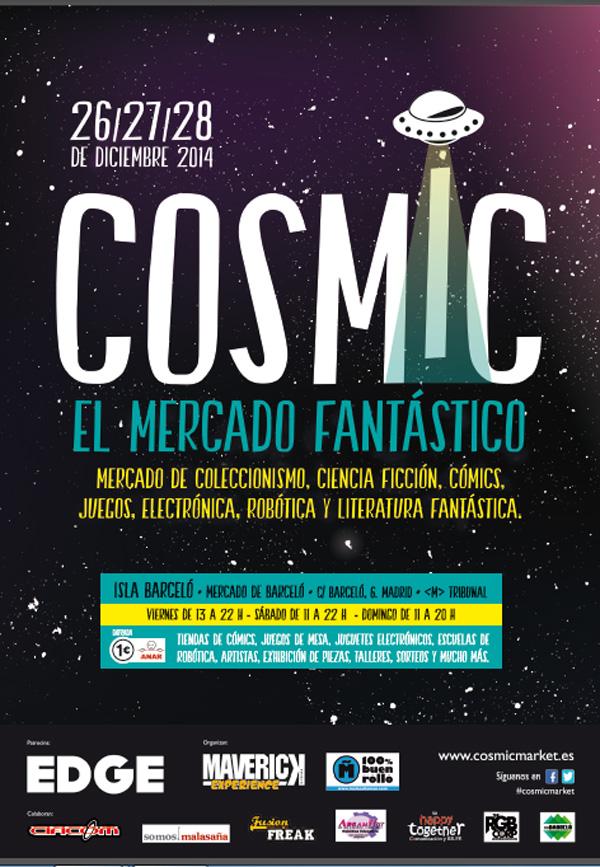 Cosmic Market Madrid
