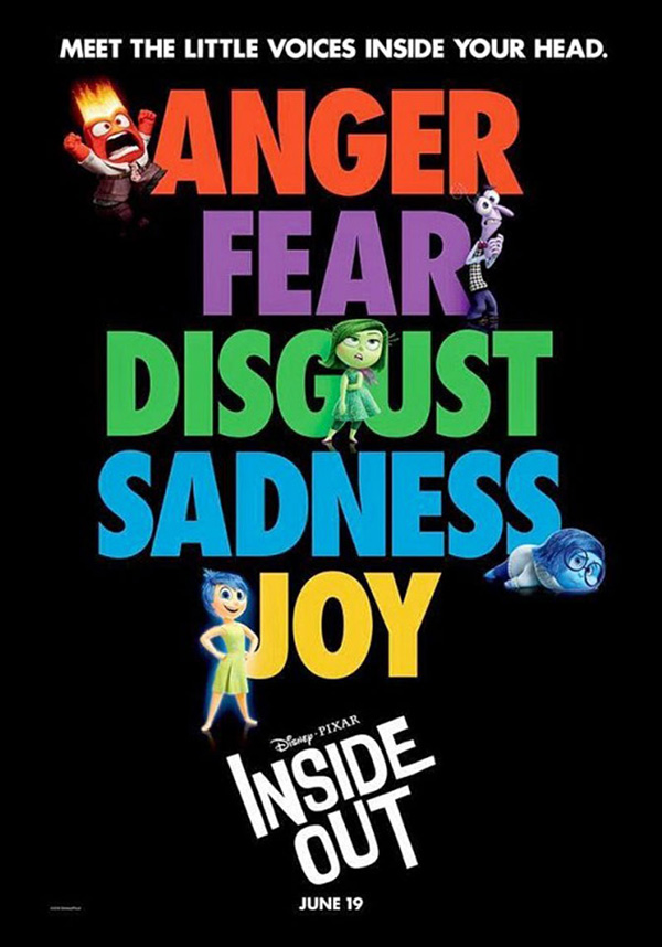 Inside Out. Poster