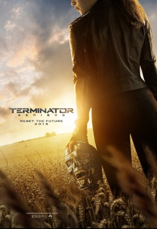 Terminator Genisys. Poster