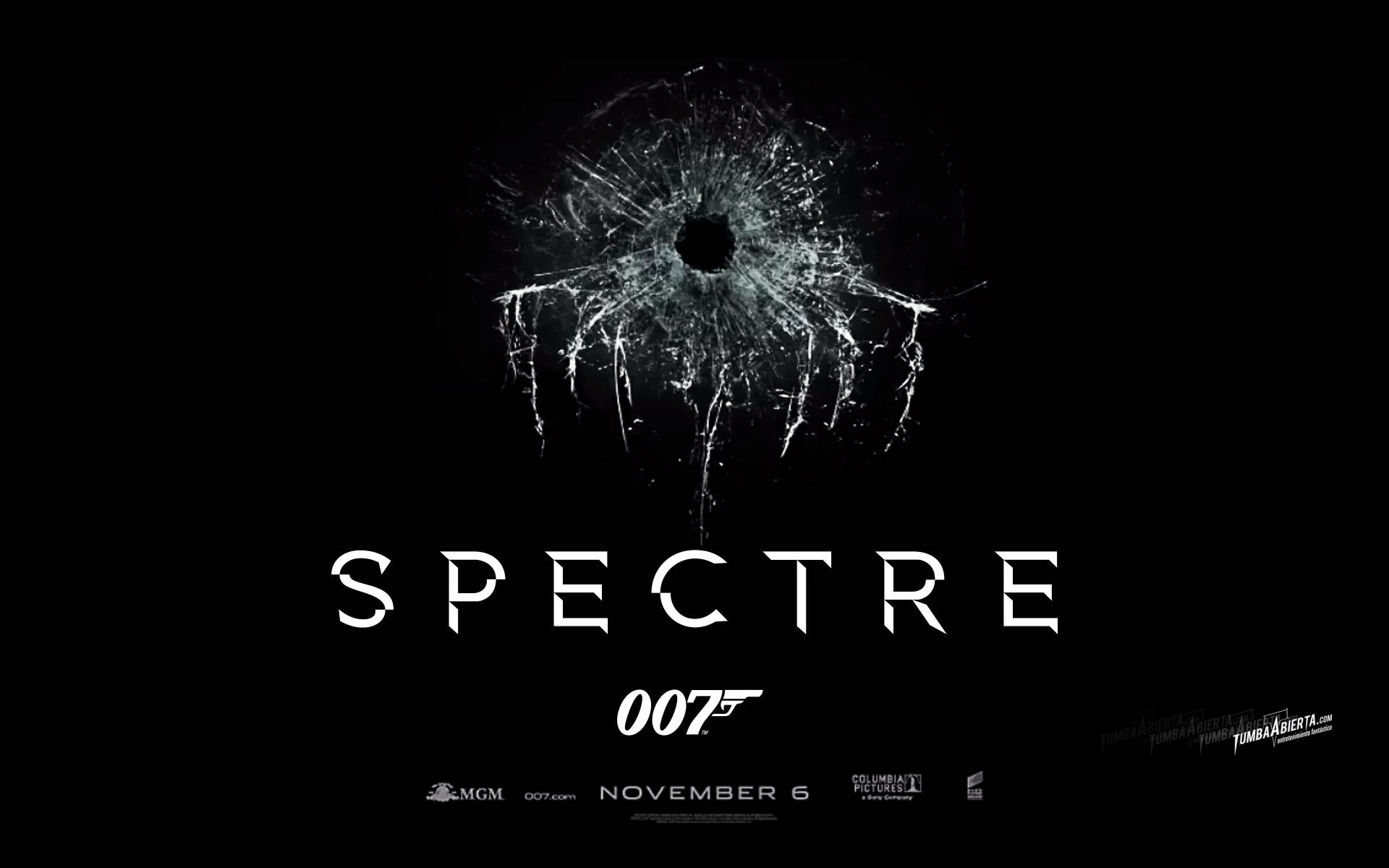 Wallpaper. Spectre. Bond 007 24