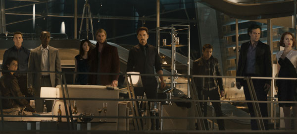 Vengadores. La era de Ultrón de Marvel