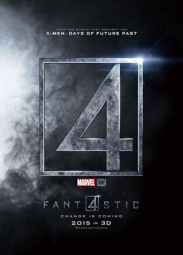Poster. Los 4 Fantásticos
