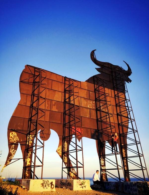 Toro. Mario Casas