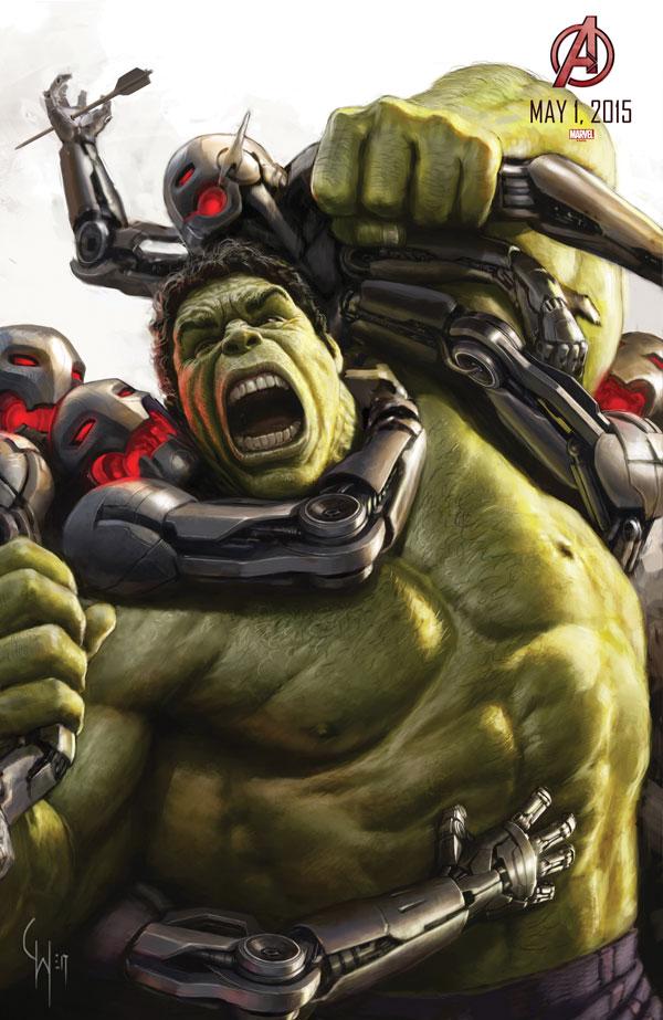 Marvel Vengadores. La era de Ultrón