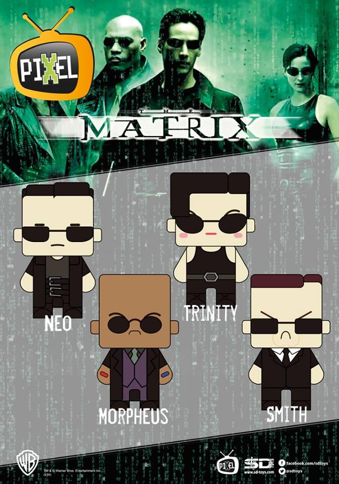 SD toys, PIXEL Matrix