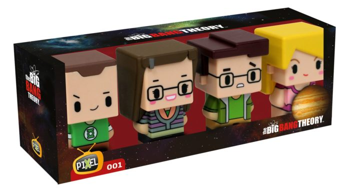 The Big Bang Theory SD TOYS PIXEL serie 1